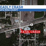 Two-car collision takes the life of 78-year-old Pace man