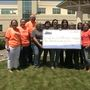 Northeastern Nevada Regional Hospital Donation to Cancer Research