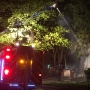 Crews battle house fire in Kalamazoo
