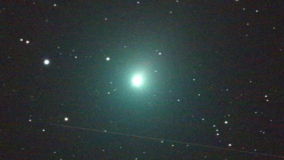bright christmas comet will be visible overnight ktxs