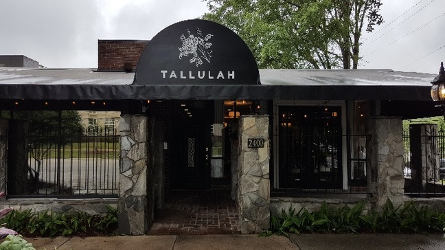 Food Friday: Tallulah's offers up South Carolina food enhanced by French culinary skills