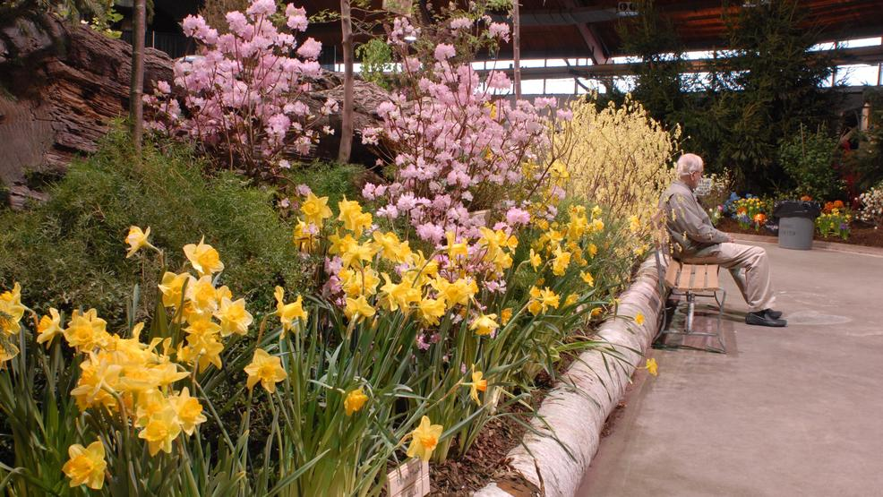 Superbe GardenScape Returning To The Dome In March