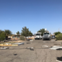 Strong winds rip-off a roof from one Northeast El Paso home