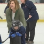 "LC Amateur Hockey teach dozens of kids during ""Try Hockey for Free Day"""