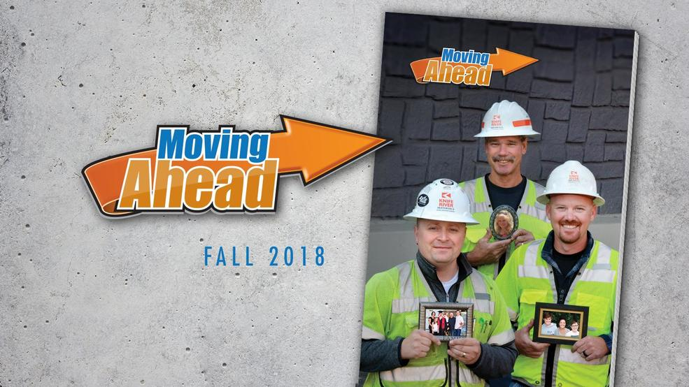 Moving Ahead - Fall 2018