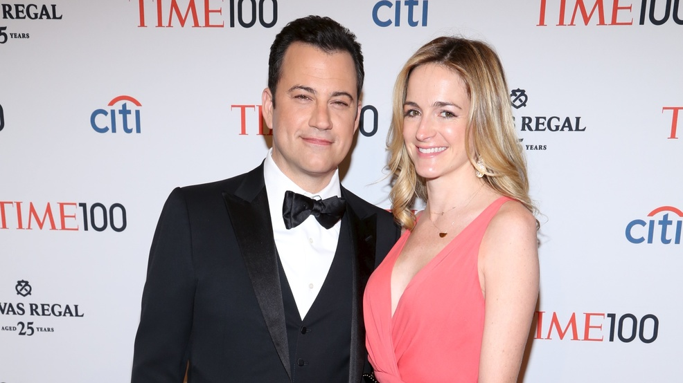 Jimmy Kimmel S Baby Son Undergoes Second Successful Heart