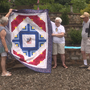 Vietnam veteran honored with Quilt of Valor