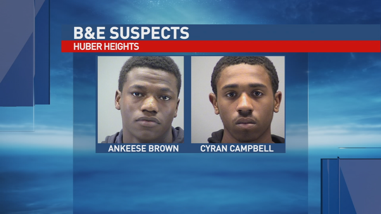 Two teens charged after Target store break-in, police chase (Courtesy: Montgomery County Jail, SBG)