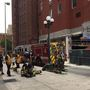 A/C units catch fire, cause $10,000 worth of damage to downtown hotel