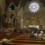 Providence Diocese holds mass to reflect on recent tragedies