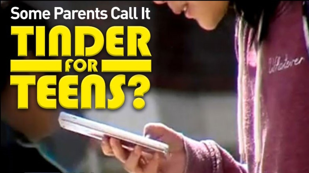 'Tinder for teens'? The dark side of a teen app called 'Yellow'