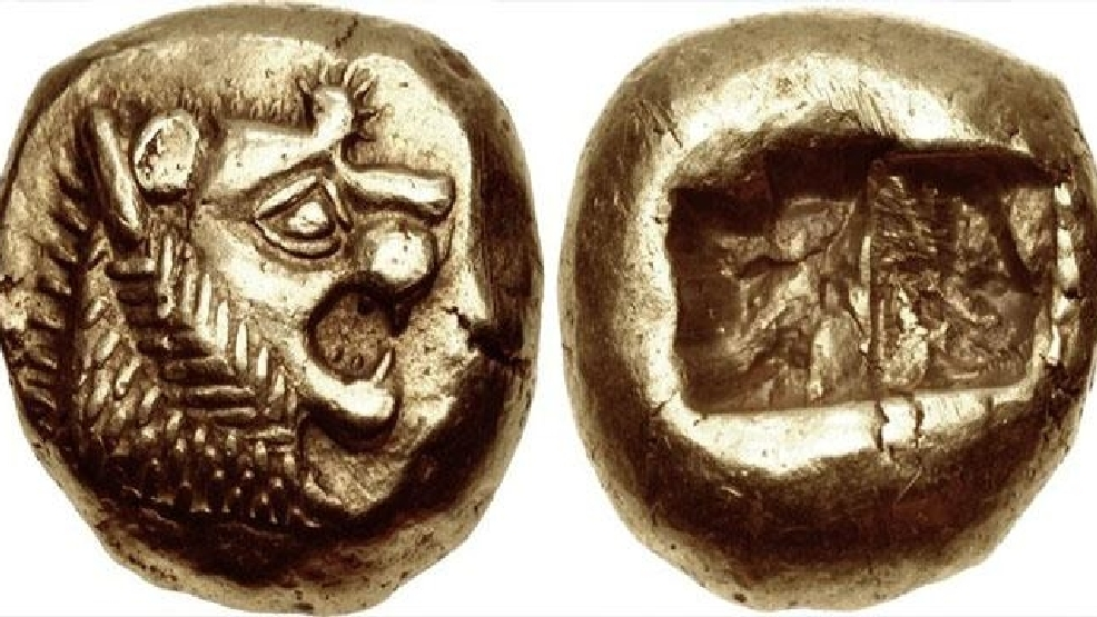 oldest coin in the world