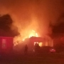 Woman loses garage to Catoosa house fire