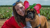 Photos: Muddy Paws at the Wooden Shoe Tulip Farm