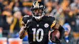 Steelers wide receiver Bryant reinstated on conditional basis