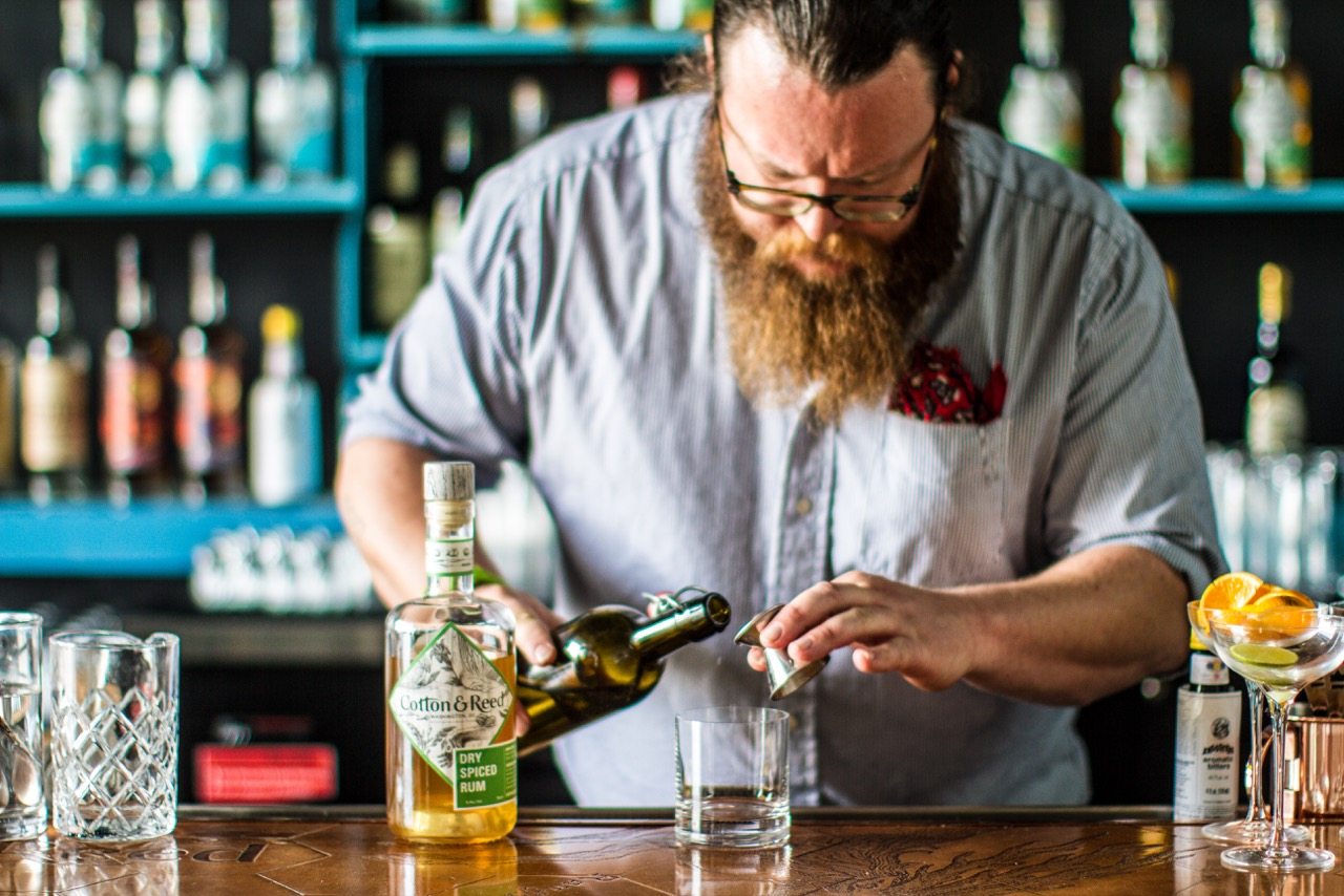 In just six years, we've got five whiskey makers, one rum distillery (with another one on the way), a cidery and more liqueurs than a city of our size should rightly demand. We realized an enterprising home bartender could mix up all kinds of classic cocktails using nothing but District-bred booze.(Image: Farrah Skeiky)<p></p>