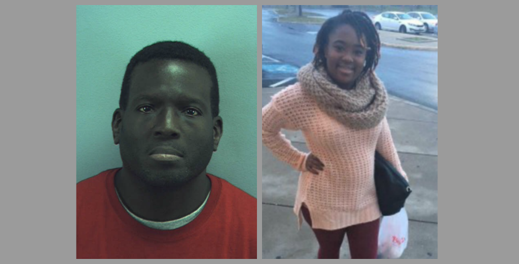 Eric Brian Brown (L), Ashanti Billie (R) (Federal Bureau of Investigation)