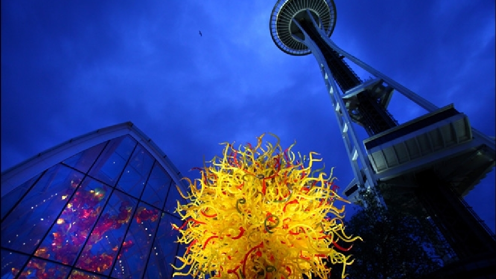 Union Calls For Boycott Of Seattles Chihuly Glass Museum Komo