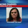 Wyoming County woman charged after human remains found