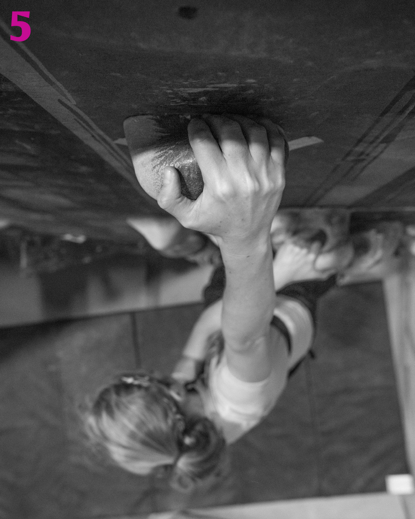#5 - If you want to get your adventure-seeking, indoor climbing on, head to RockQuest in Sharonville. / Image: Phil Armstrong, Cincinnati Refined