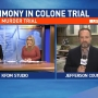 Live report on first day of testimony in Joseph Colone capital murder trial