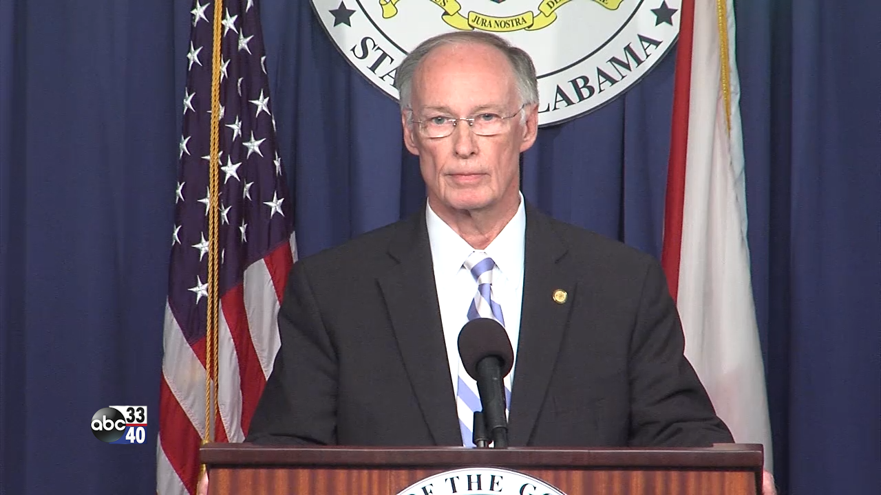 Alabama Gov. Robert Bentley (abc3340.com, File)
