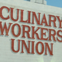Culinary union workers vote to authorize a strike