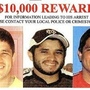 Warsaw police offer reward in search for double murder suspect