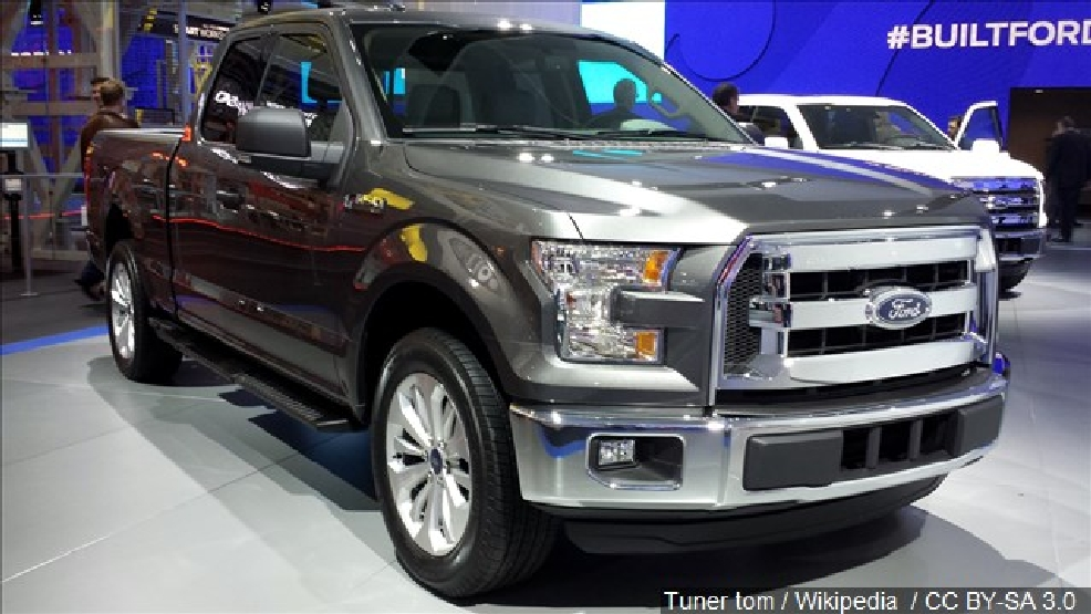 ford f 150 named best selling vehicle in texas woai