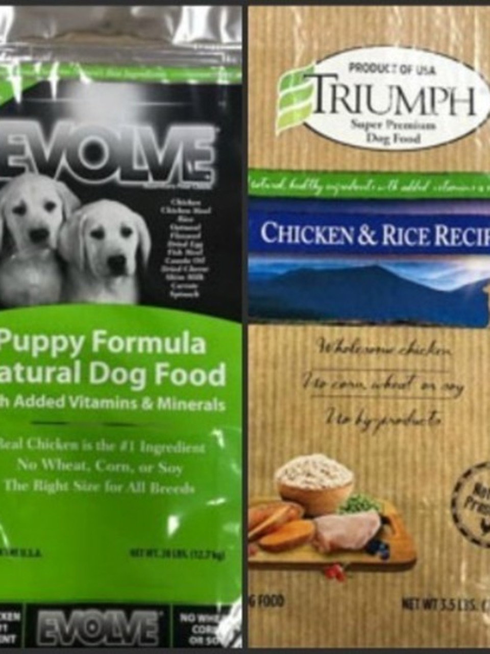 9 Brands Of Dry Dog Food Recalled Wset
