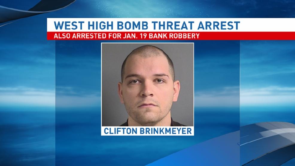 U High Bomb Threat Arrest Made in West Hi...