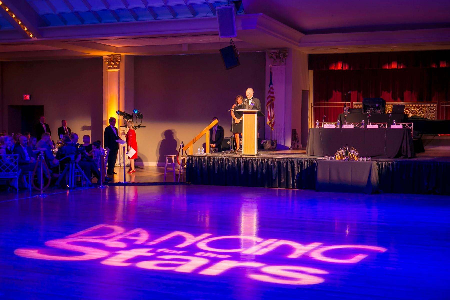 "Dancing for the Stars, a benefit for the Cincinnati Arts Association's Overture Awards, took place on Saturday, April 14 in the Music Hall ballroom. The ""stars"" of the event were comprised of local Cincinnati business men and women who are making a positive impact in the community. / Image: Mike Bresnen // Published: 4.15.18"
