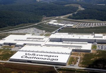 Union vote next month at Volkswagen's Tennessee plant