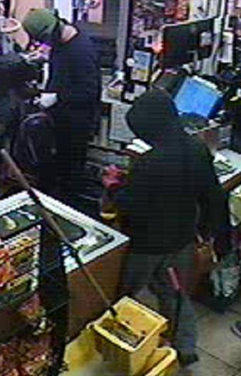 Two armed with a handgun, baseball bat rob Circle K