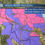 Winter Storm impacts Thursday