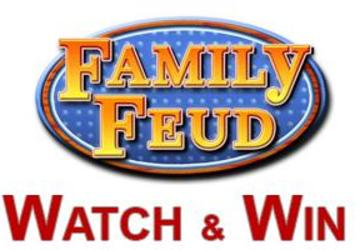 WUTV Family Feud Watch and Win