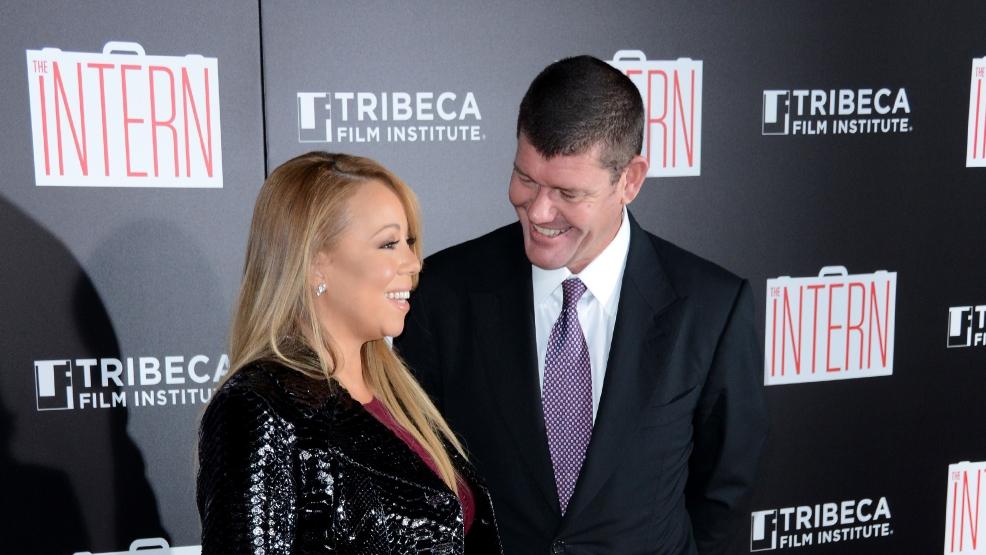 Mariah carey dating billionaire