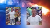 Man wanted for credit card fraud