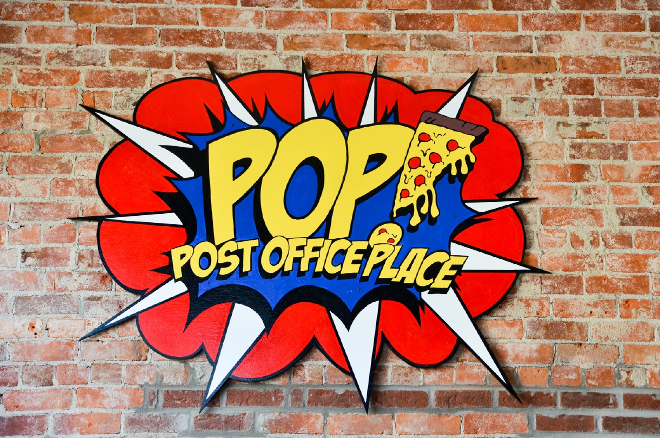 Located in a former post office built in the 1930s, POP Bar (which stands for Post Office Place) serves drinks and food while patrons are surrounded by pop art, exposed brick, and reclaimed wood. It is managed by 4EG. ADDRESS: 3923 Eastern Ave, Cincinnati, OH 45226 / Image: Brevin Couch // Published: 4.17.17