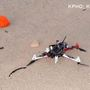 Drone crashes trying to deliver drugs to inmates in Arizona