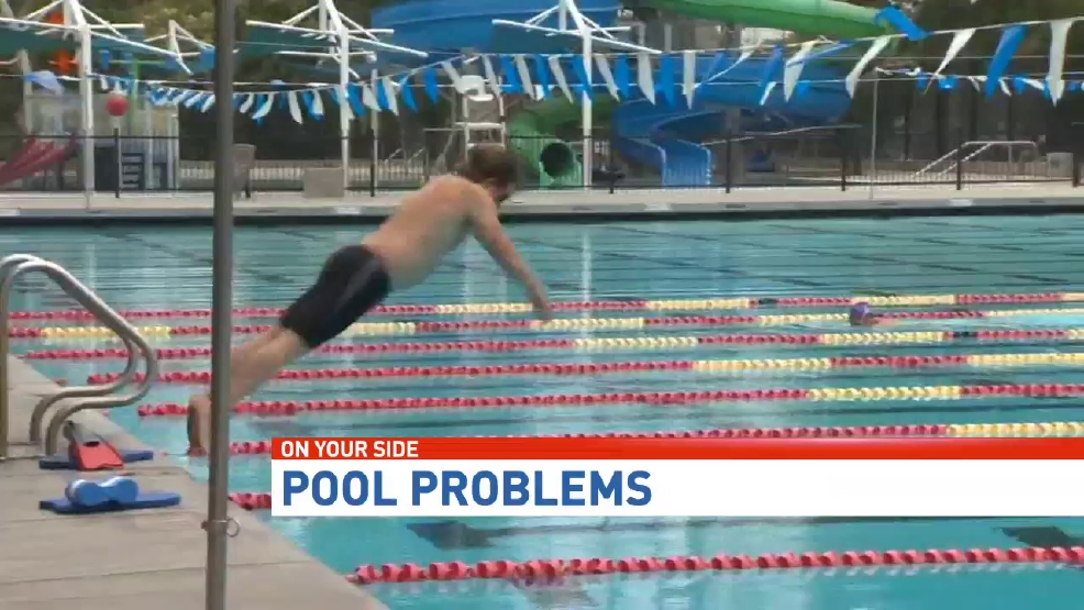 Cdc Issues Warning About Public Pools Wgme