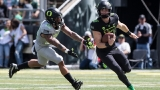 Photos: Ducks take on Ducks in annual Spring Game