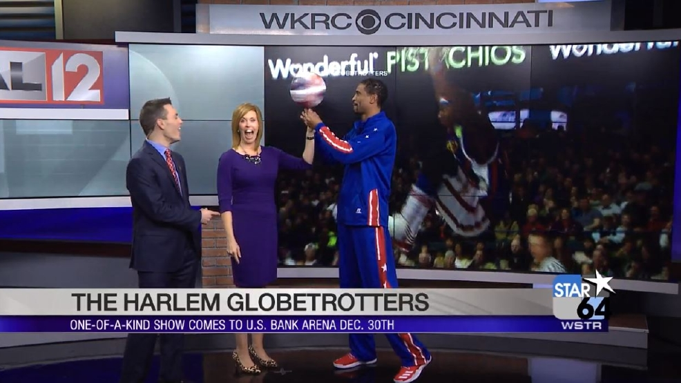 Wun Quot The Shot Quot Versher Talks About Harlem Globetrotters