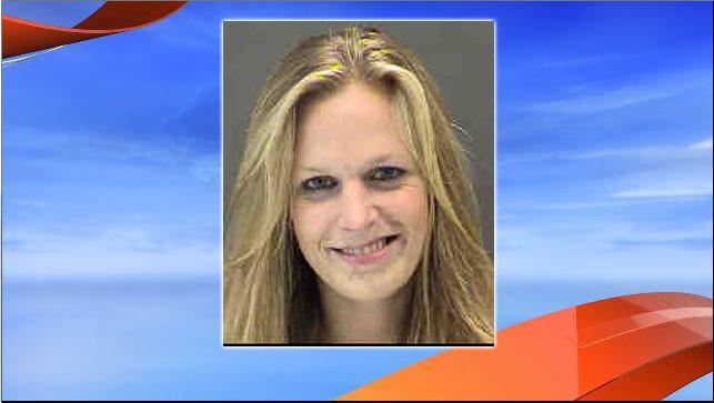 Sarasota Police charged Jennifer Dodge with prostitution. (Sarasota Police)