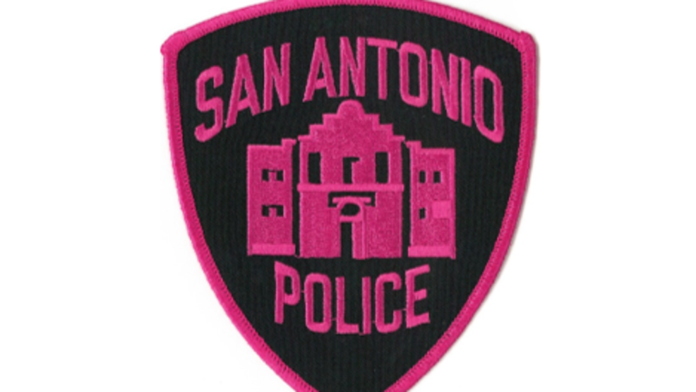 San Antonio Police To Wear Pink Patches In Honor Of Breast