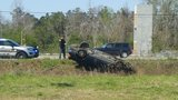 'Routine traffic stop' leads to short chase, overturned vehicle on S.C. 544