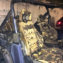 Officials: Car fire damages several vehicles in Montgomery Co. apartment's parking garage