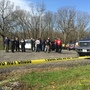Police search for evidence after remains found at Lake Lou Yaeger
