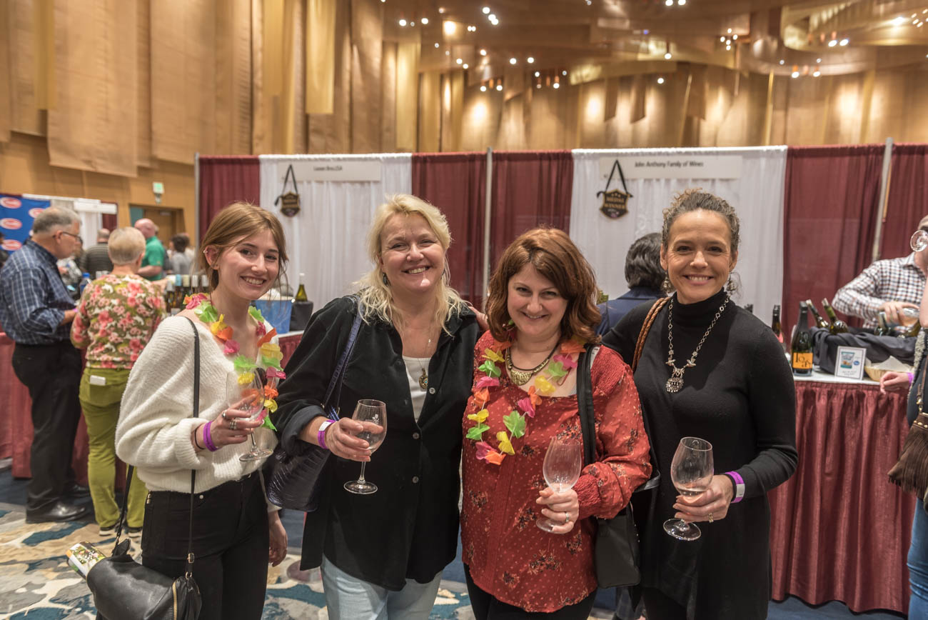 Christina Midgette, Terry McCarty, Jen Sims,{ } and Anne McCarty{ }/ Image: Mike Menke // Published: 3.10.19
