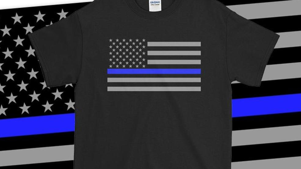 traxler printing offering free thin blue line shirts honor